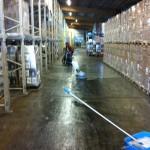 Egal ob Lagerraum, Produktionsstätte, Werkstatt oder Fertigungsstraße - Neben der Bodenreinigung Bieten wir auch die Reinigung komplexer Maschinen